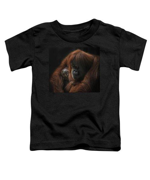 loving her Baby Toddler T-Shirt