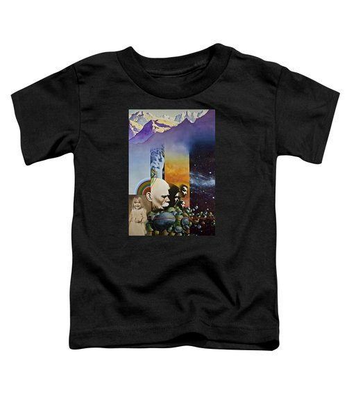 Lucid Dimensions Toddler T-Shirt