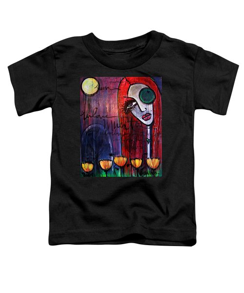 Luna Our Love Muertos Toddler T-Shirt