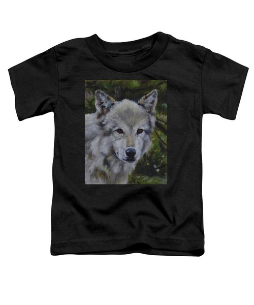 Lupine Gaze Toddler T-Shirt