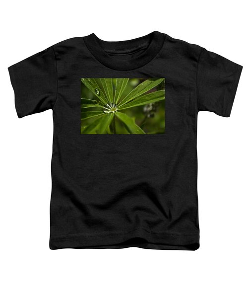 Lupine Leaf Toddler T-Shirt
