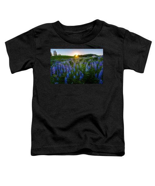 Lupine Meadow Toddler T-Shirt