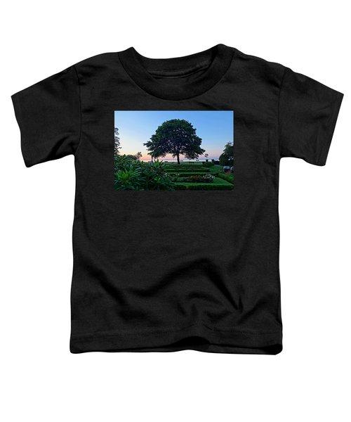 Lynch Park At Dawn Beverly Ma Toddler T-Shirt