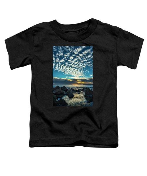 Mackerel Sky Toddler T-Shirt