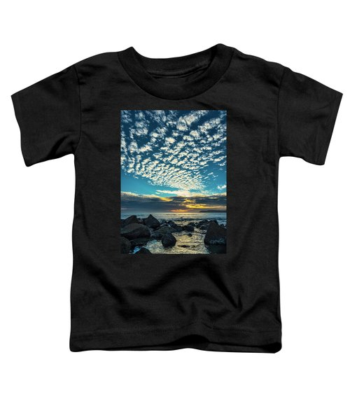 Mackerel Sky Toddler T-Shirt