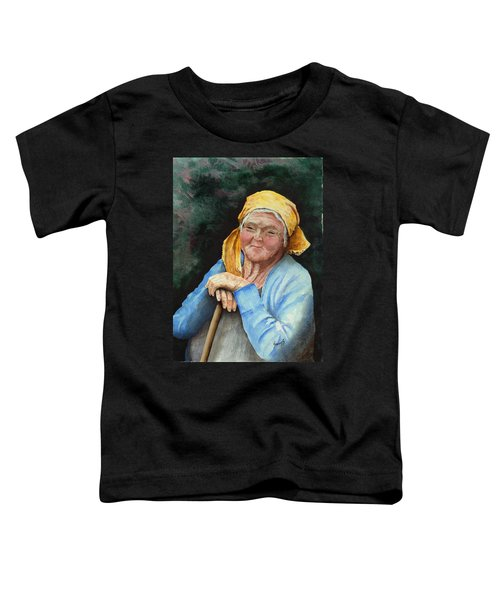 Maggie Toddler T-Shirt