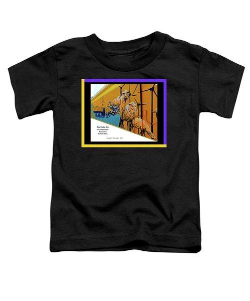 Main Street -  Nick Stiles Toddler T-Shirt