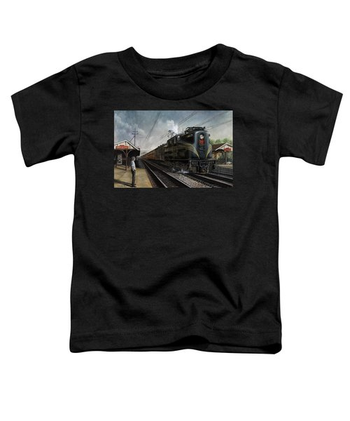Mainline Memories Toddler T-Shirt