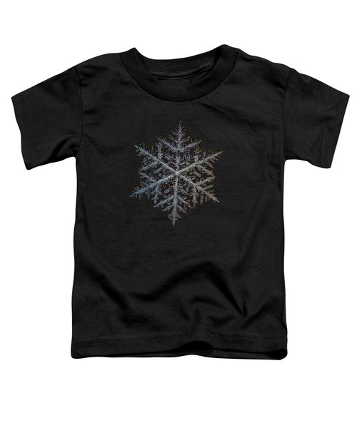 Majestic Crystal, Black Version Toddler T-Shirt