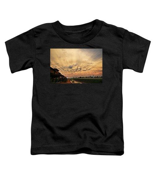 Mammatus Over Yorkton Sk Toddler T-Shirt