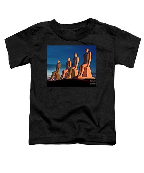 Man At Sea  Toddler T-Shirt