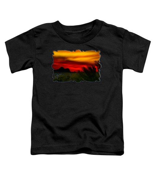 Marana Sunset H01 Toddler T-Shirt