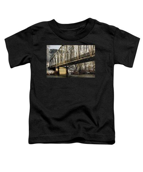 Marblemount Wa Bridge Toddler T-Shirt