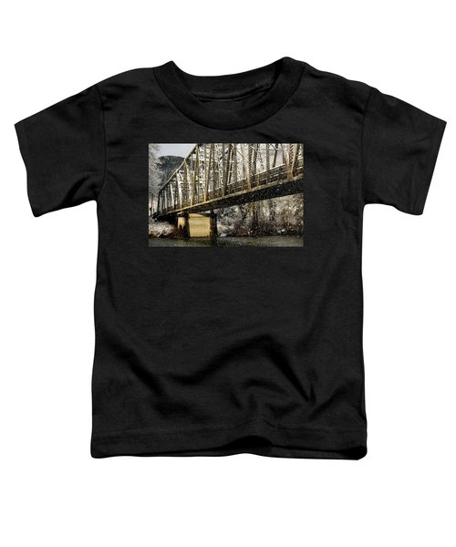 Marblemount Wa Bridge Toddler T-Shirt