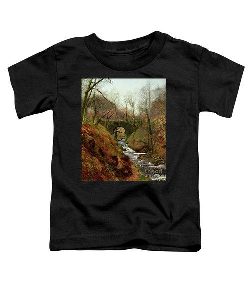 March Morning Toddler T-Shirt