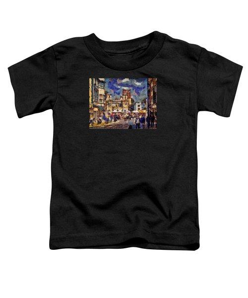 Market Square Monday Toddler T-Shirt
