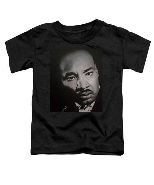 Martin Luther King Toddler T-Shirt