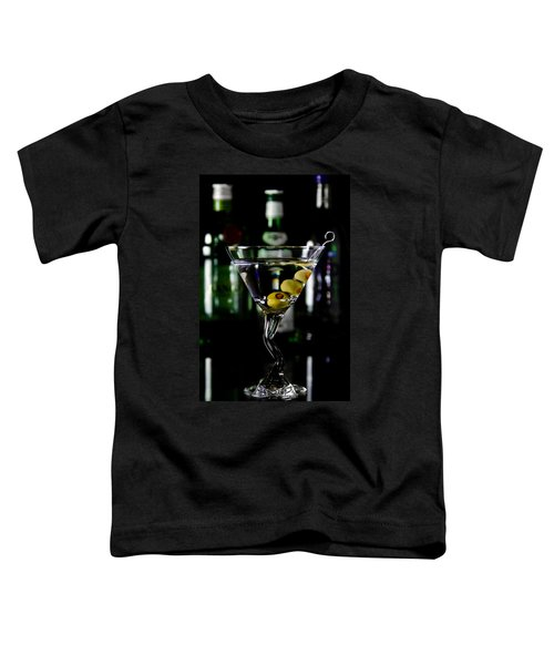 Martini Toddler T-Shirt