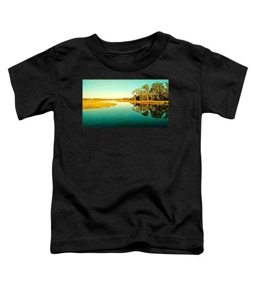 Marvelous Marsh Toddler T-Shirt