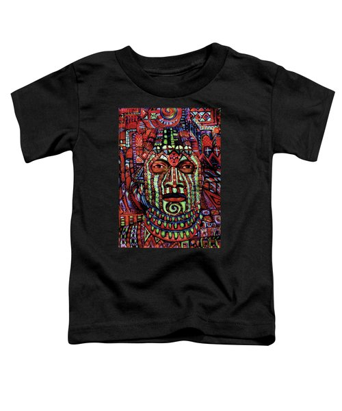 Masque Number 3 Toddler T-Shirt