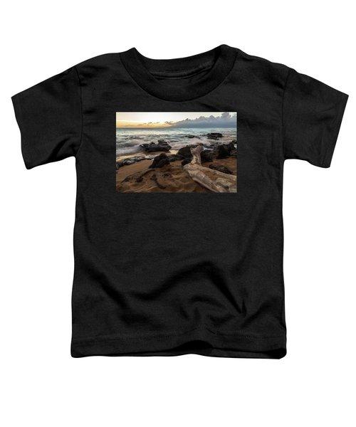 Maui Beach Sunset Toddler T-Shirt
