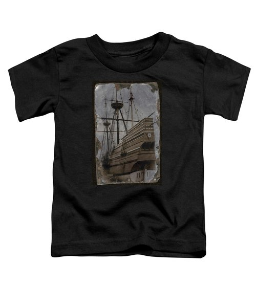 Mayflower 1 Toddler T-Shirt