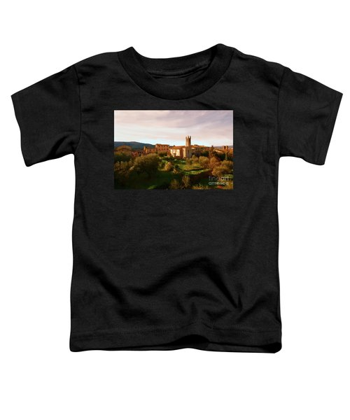 Medieval Tuscany Toddler T-Shirt