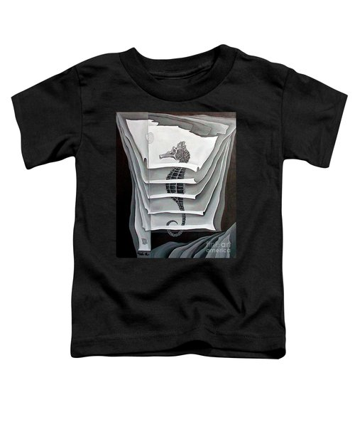 Memory Layers Toddler T-Shirt