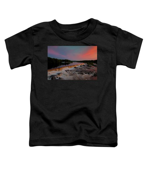 Merrimack River Falls Toddler T-Shirt