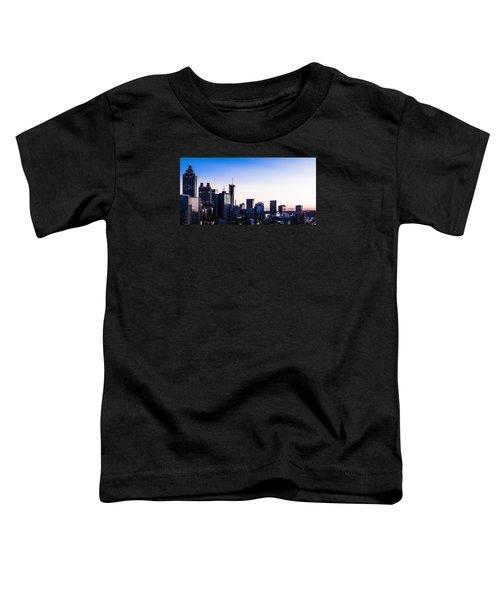 Metallic Sunset Toddler T-Shirt