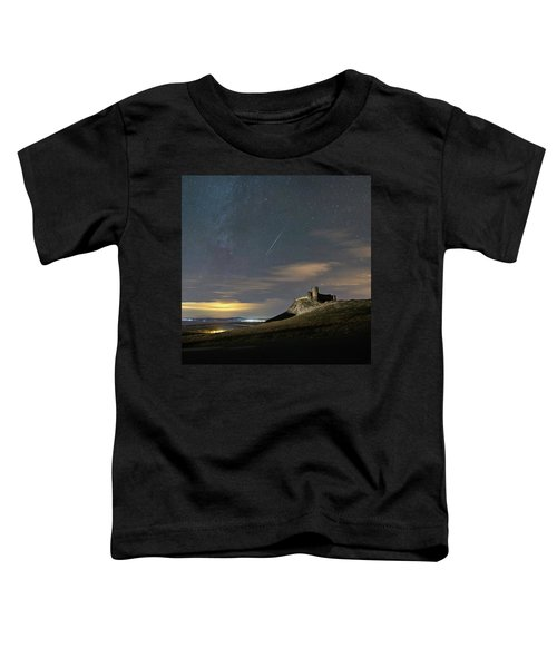 Meteors Above The Fortress Toddler T-Shirt