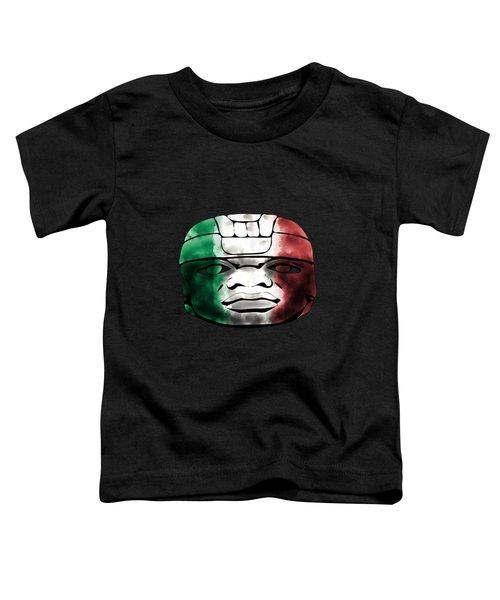 Mexican Olmec Toddler T-Shirt