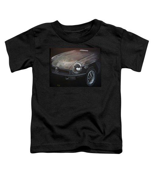 Mgb Rubber Bumper Front Toddler T-Shirt