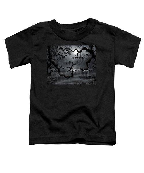 Midnight In The Graveyard II Toddler T-Shirt