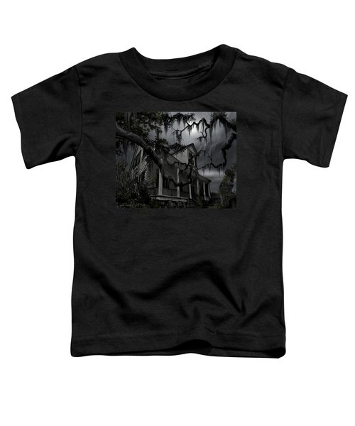 Midnight In The House Toddler T-Shirt