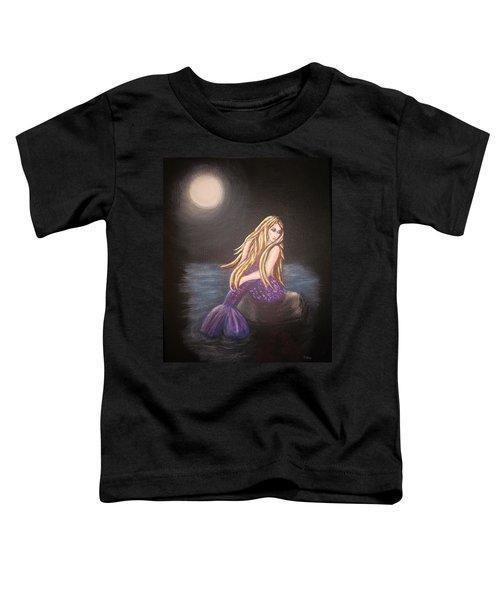 Midnight Mermaid Toddler T-Shirt