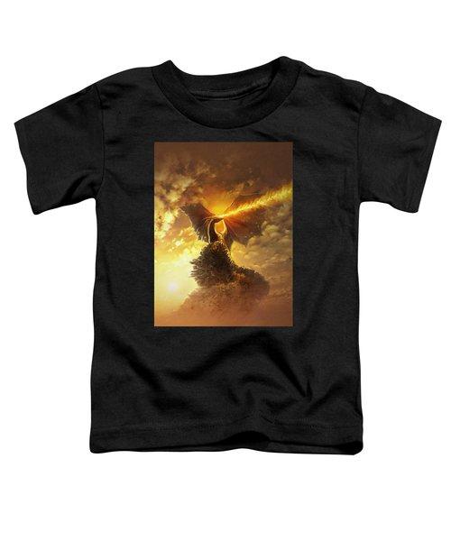 Mighty Dragon Toddler T-Shirt