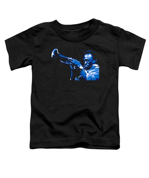 Miles Davis Toddler T-Shirt