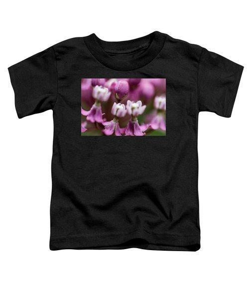 Milkweed Macro Toddler T-Shirt