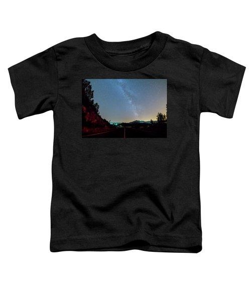 Milky Way Geres 2 Toddler T-Shirt