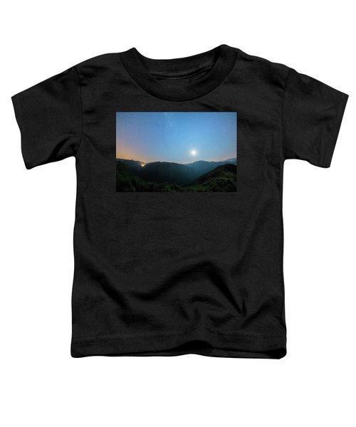Milky Way Geres 3 Toddler T-Shirt