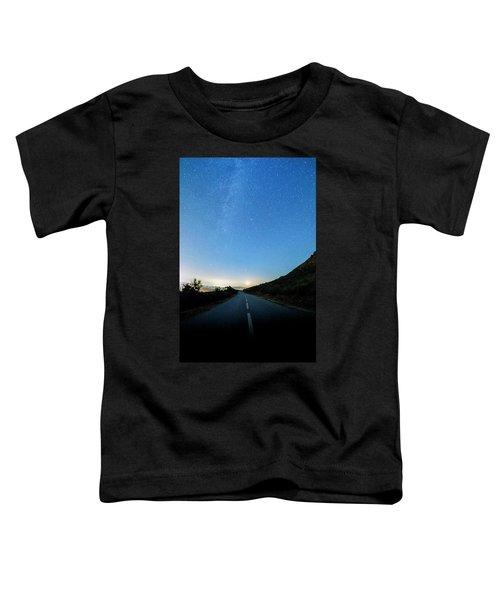 Milky Way Geres 4 Toddler T-Shirt