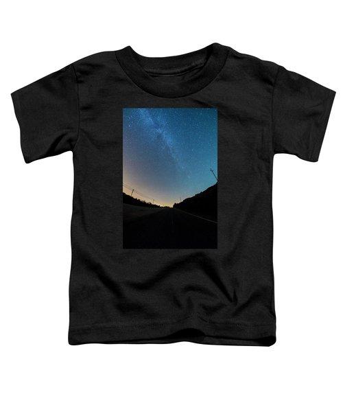Milky Way Geres 5 Toddler T-Shirt