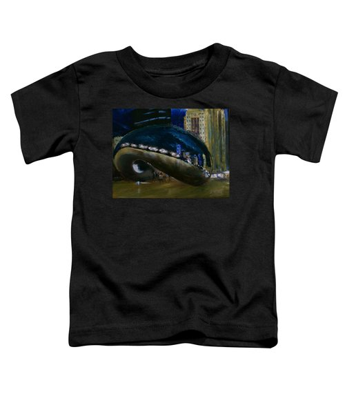 Millennium Park - Chicago Toddler T-Shirt