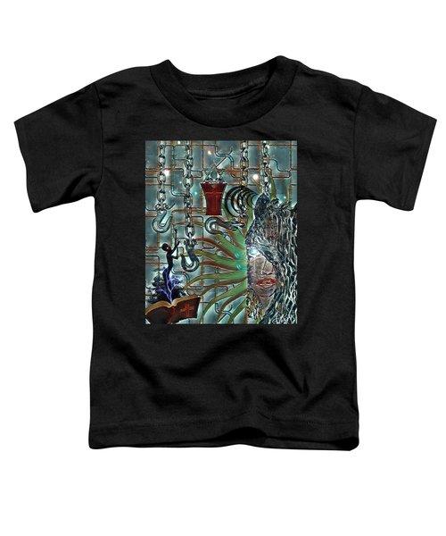Mind Genocide Toddler T-Shirt