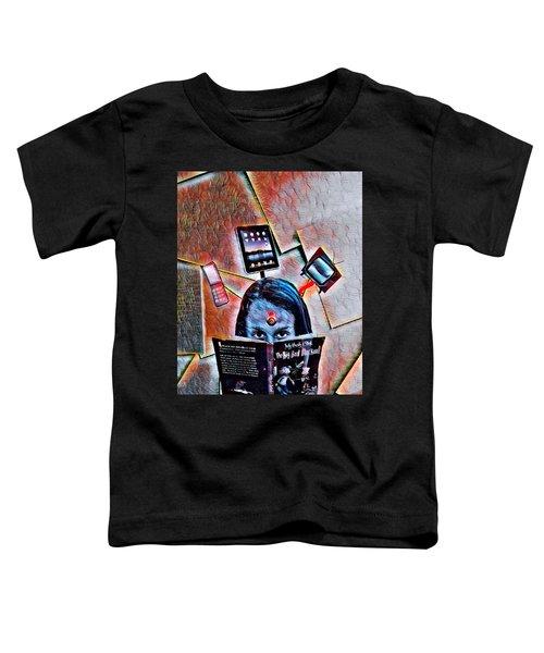 Mind Lock Toddler T-Shirt