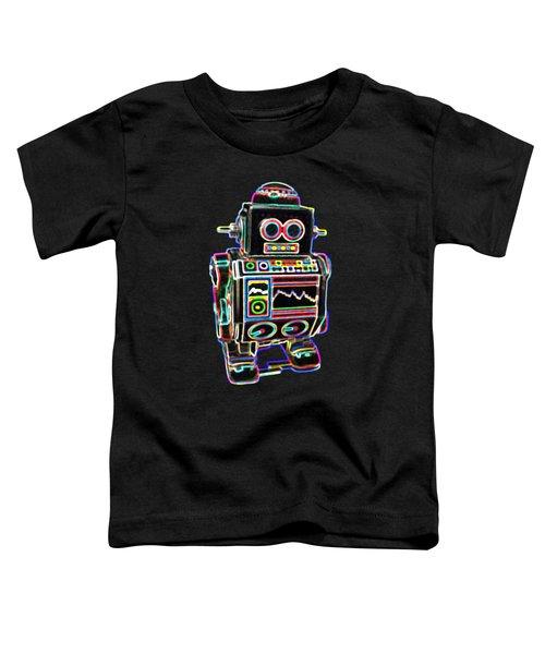 Mini D Robot Toddler T-Shirt
