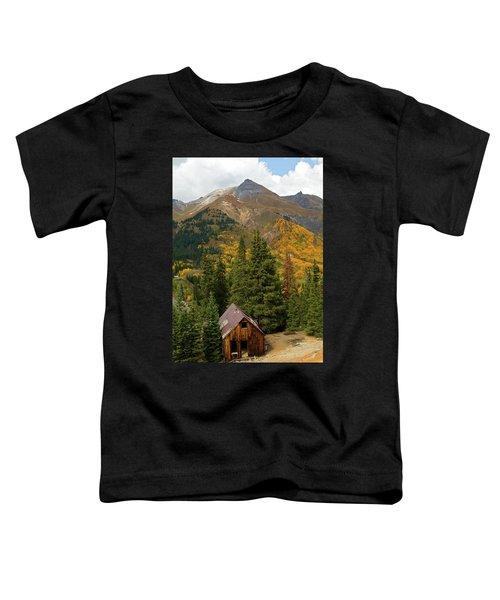 Mining Shack Toddler T-Shirt