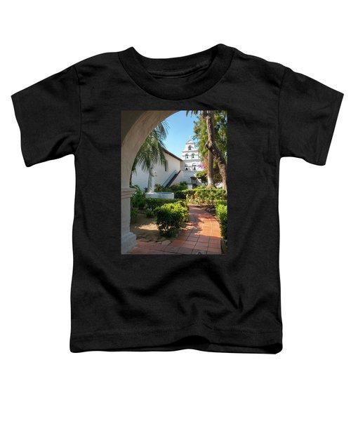 Mission Walk Toddler T-Shirt