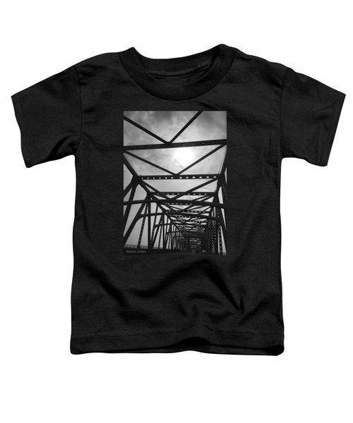 Mississippi River Bridge Toddler T-Shirt